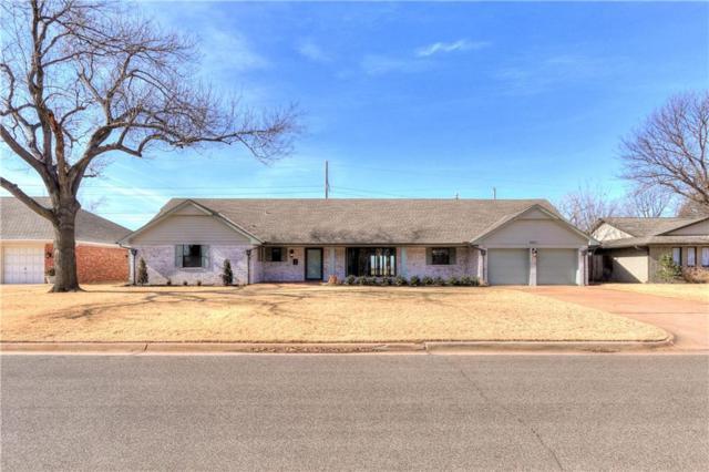 8901 Lakehurst Drive, Oklahoma City, OK 73120 (MLS #810853) :: UB Home Team