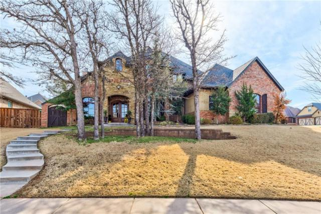 4240 Roundup Road, Edmond, OK 73034 (MLS #810930) :: Wyatt Poindexter Group