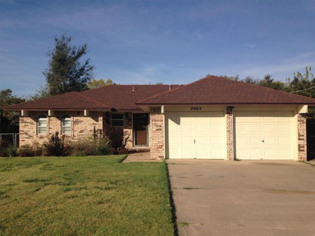 2905 Woodlawn Drive, Moore, OK 73160 (MLS #810949) :: Homestead & Co