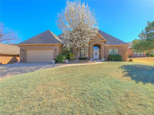 3100 NE 139th Street, Edmond, OK 73013 (MLS #811030) :: Barry Hurley Real Estate
