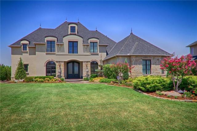 16817 Shorerun Drive, Edmond, OK 73012 (MLS #811038) :: Barry Hurley Real Estate