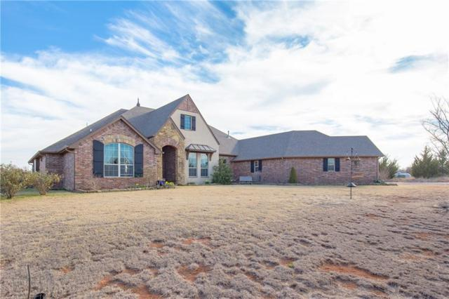 26054 E 868, Cashion, OK 73016 (MLS #811105) :: Homestead & Co