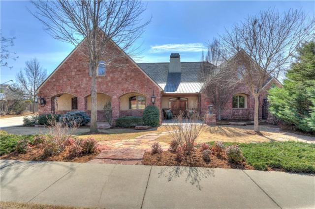 4608 Sherburne, Norman, OK 73072 (MLS #811110) :: Meraki Real Estate