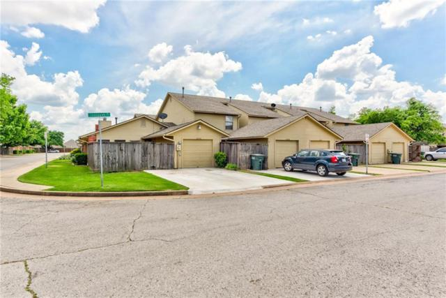 1213 Sequoyah Street C, Edmond, OK 73003 (MLS #811136) :: Homestead & Co