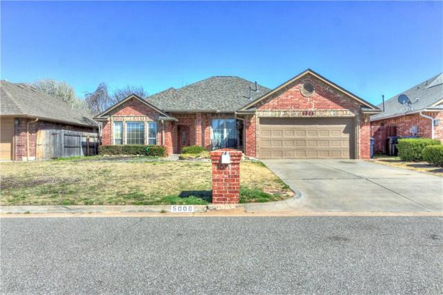 5008 Eric Drive, Oklahoma City, OK 73135 (MLS #811142) :: UB Home Team