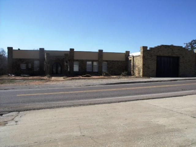 413 E Broadway, Seminole, OK 74868 (MLS #811155) :: Meraki Real Estate