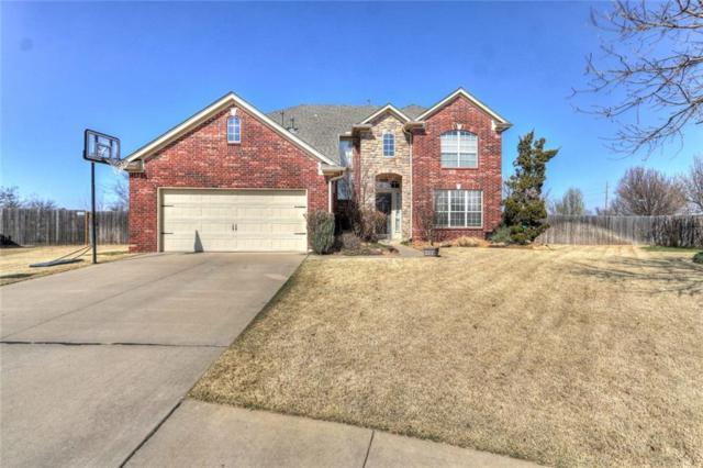 4417 Whitmere, Norman, OK 73072 (MLS #811259) :: Meraki Real Estate