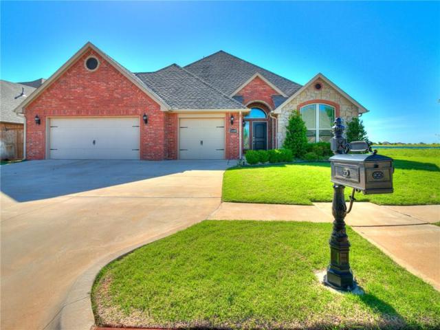 15504 Hatterly Lane, Edmond, OK 73013 (MLS #811291) :: Barry Hurley Real Estate