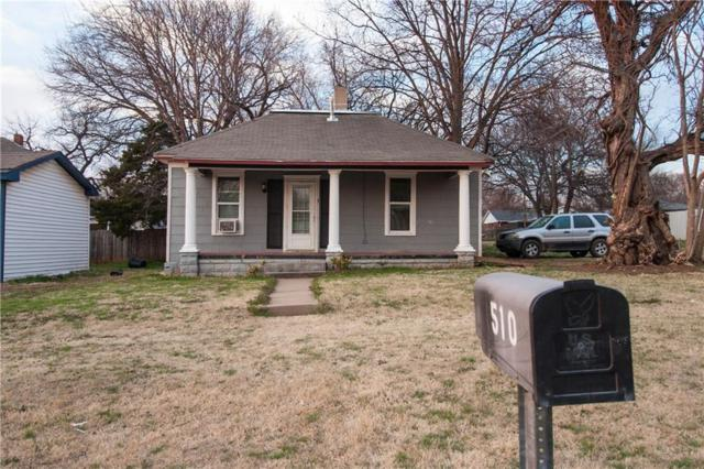 510 E Perkins, Guthrie, OK 73044 (MLS #811305) :: UB Home Team