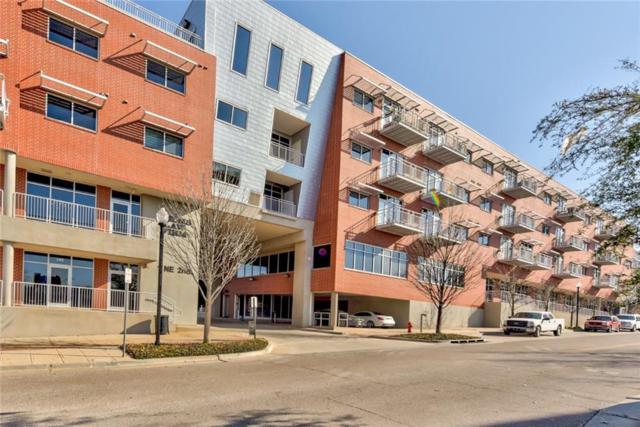 1 NE 2nd Street #413, Oklahoma City, OK 73104 (MLS #811310) :: Erhardt Group at Keller Williams Mulinix OKC