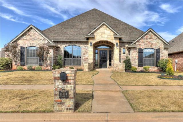 18324 Salvador, Edmond, OK 73012 (MLS #811313) :: Wyatt Poindexter Group