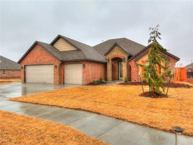 8617 NW 110th Street, Oklahoma City, OK 73162 (MLS #811319) :: Homestead & Co