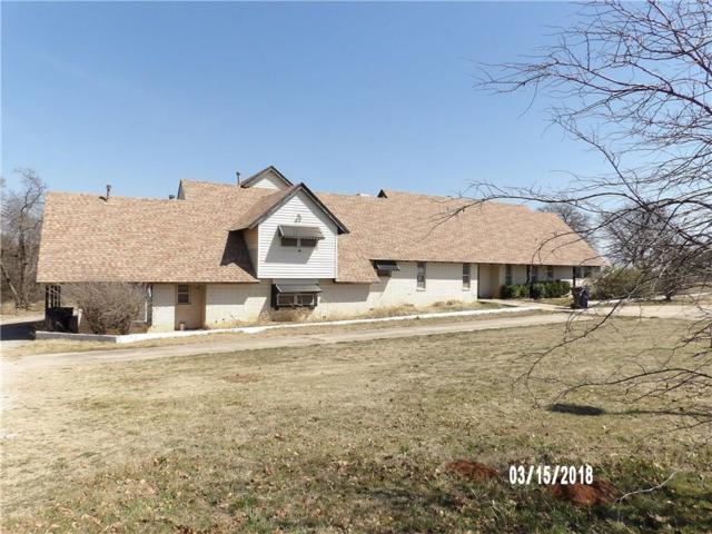7012 N Air Depot Boulevard, Oklahoma City, OK 73141 (MLS #811321) :: Barry Hurley Real Estate