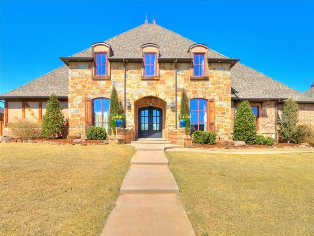 2401 Ranch House, Edmond, OK 73034 (MLS #811339) :: Meraki Real Estate