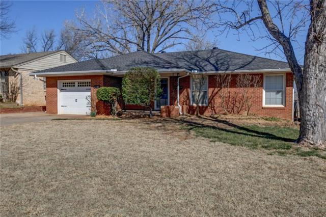 2733 NW 67th Street, Oklahoma City, OK 73116 (MLS #811370) :: Erhardt Group at Keller Williams Mulinix OKC