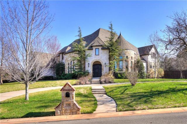 1510 Winding Ridge Road, Edmond, OK 73034 (MLS #811373) :: Meraki Real Estate