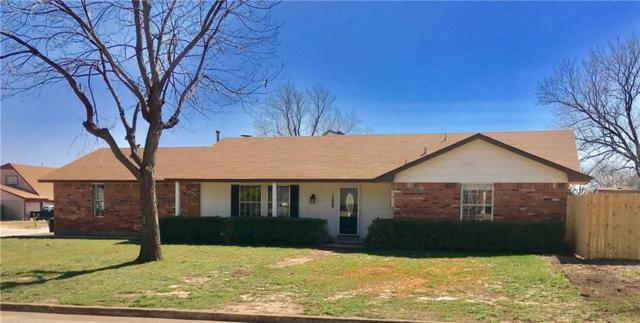 1208 E 3rd Street, Moore, OK 73160 (MLS #811385) :: Meraki Real Estate
