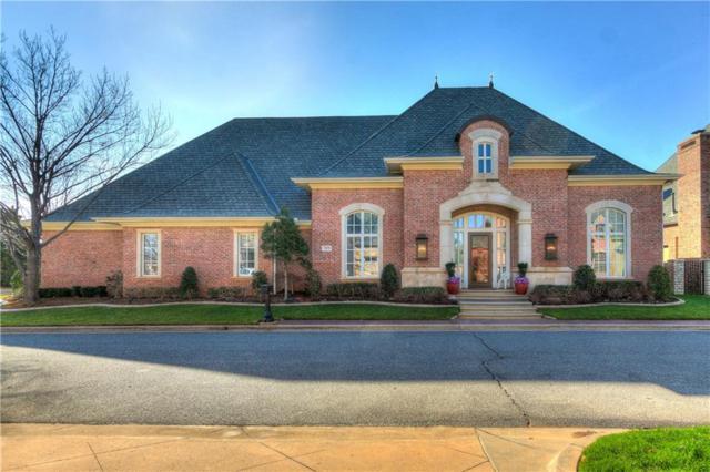 5800 Columbine Way, Oklahoma City, OK 73142 (MLS #811427) :: Homestead & Co