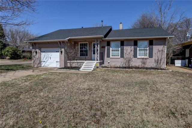 2817 NW 64th Street, Oklahoma City, OK 73116 (MLS #811455) :: UB Home Team