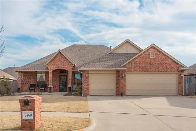 8740 NW 114th Street, Oklahoma City, OK 73162 (MLS #811522) :: Homestead & Co