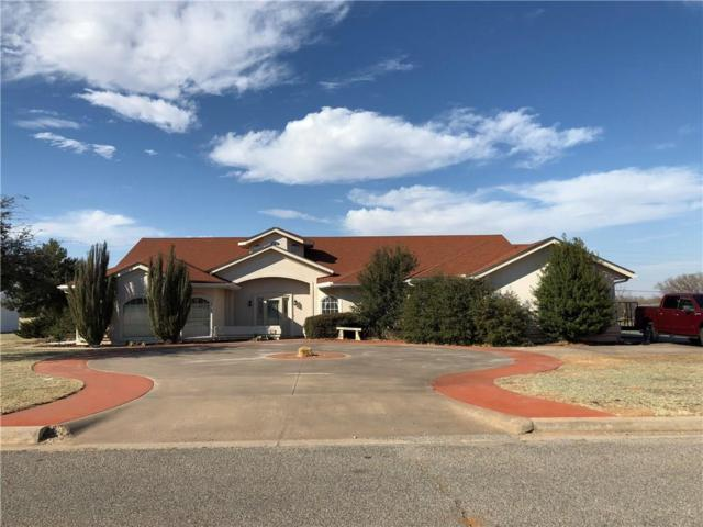 7 Fairway, Sayre, OK 73662 (MLS #811533) :: Wyatt Poindexter Group
