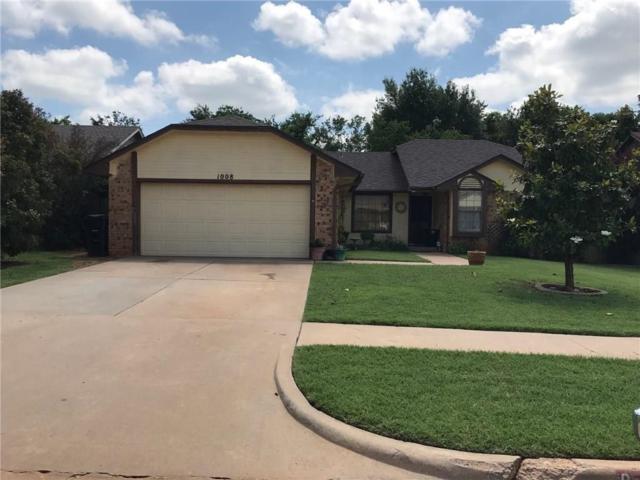 1008 David, Moore, OK 73160 (MLS #811583) :: Meraki Real Estate