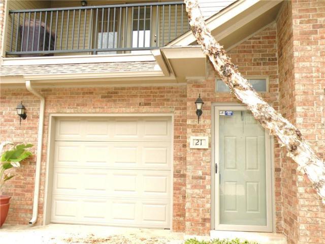 6162 N Brookline #21, Oklahoma City, OK 73112 (MLS #811596) :: Barry Hurley Real Estate