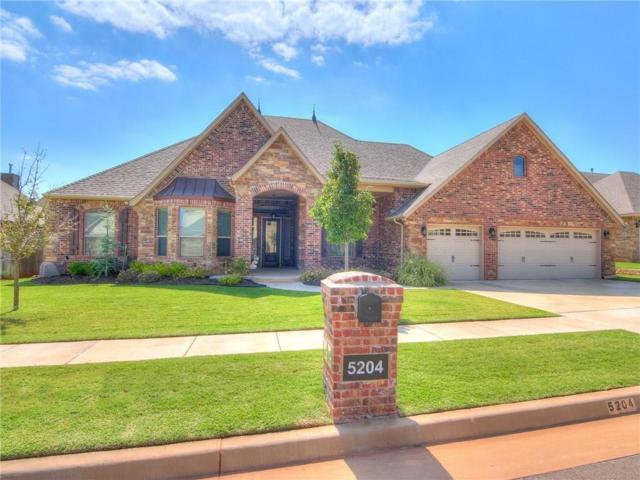 5204 NW 161st Terrace, Edmond, OK 73013 (MLS #811617) :: Wyatt Poindexter Group
