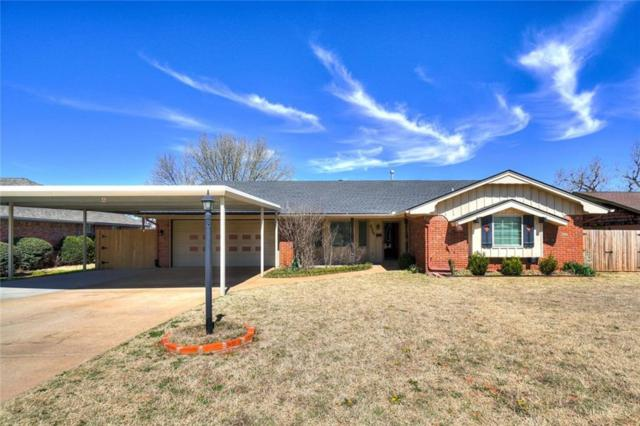 4329 NW 60th Street, Oklahoma City, OK 73112 (MLS #811632) :: Homestead & Co