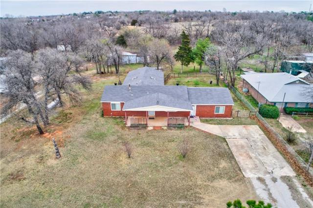 2320 S Luther, Harrah, OK 73045 (MLS #811650) :: UB Home Team