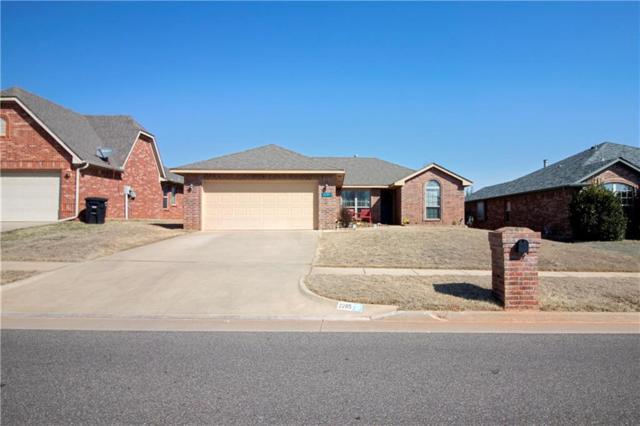 2205 SE 8th Street, Moore, OK 73160 (MLS #811671) :: Meraki Real Estate