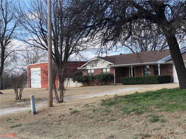 1605 N Timber Road, Midwest City, OK 73130 (MLS #811712) :: Wyatt Poindexter Group