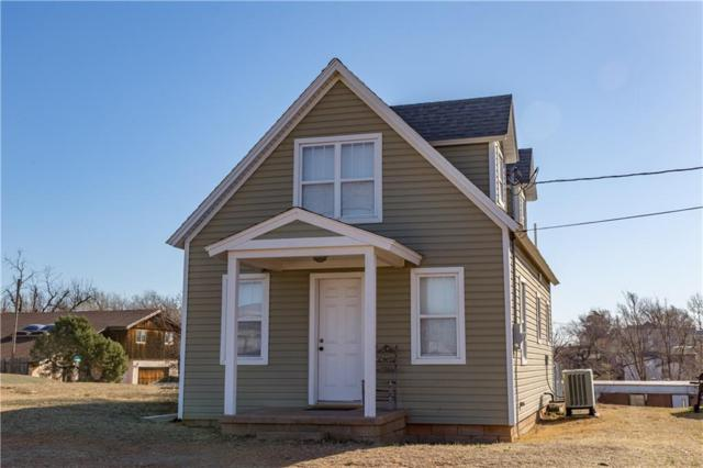 432 N Broadway, Hydro, OK 73048 (MLS #811725) :: Erhardt Group at Keller Williams Mulinix OKC