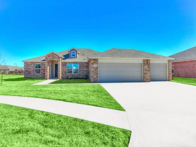 4720 Fieldstone Drive, Oklahoma City, OK 73179 (MLS #811726) :: Homestead & Co