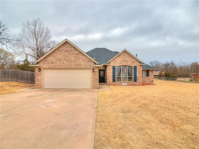 5400 Hart Lane, Choctaw, OK 73020 (MLS #811736) :: Homestead & Co