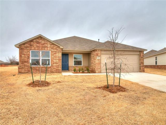 3325 SE 95th Street, Oklahoma City, OK 73160 (MLS #811741) :: Wyatt Poindexter Group