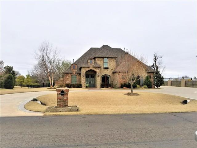 8916 Legacy Crossing, Oklahoma City, OK 73169 (MLS #811750) :: Homestead & Co