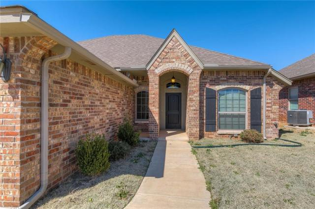 8221 NW 158th, Edmond, OK 73013 (MLS #811756) :: Homestead & Co