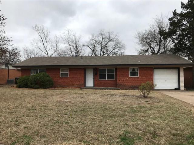 1336 Dorchester Drive, Norman, OK 73069 (MLS #811758) :: Meraki Real Estate