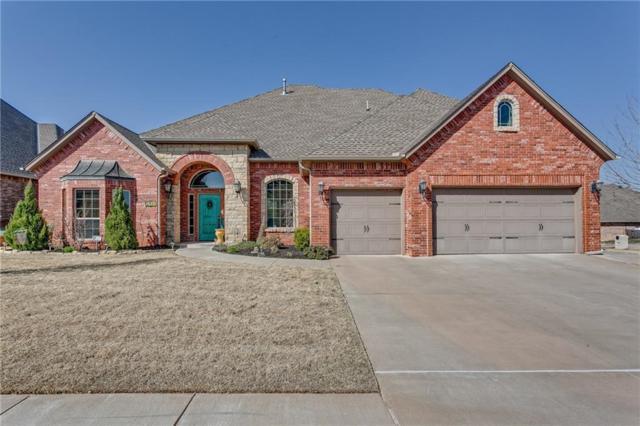 5201 NW 118th Circle, Oklahoma City, OK 73162 (MLS #811771) :: Homestead & Co
