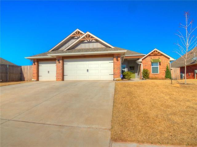 18825 Stone Oak, Edmond, OK 73012 (MLS #811790) :: Meraki Real Estate