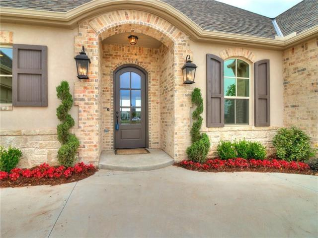 16416 La Crema Drive, Edmond, OK 73013 (MLS #811812) :: Wyatt Poindexter Group