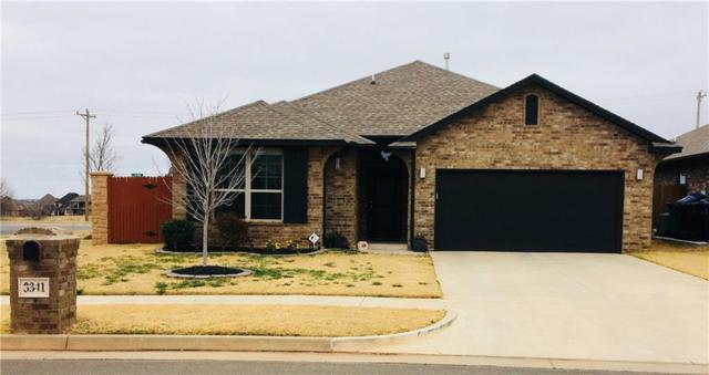 3341 NW 164th Terrace, Edmond, OK 73013 (MLS #811820) :: Meraki Real Estate