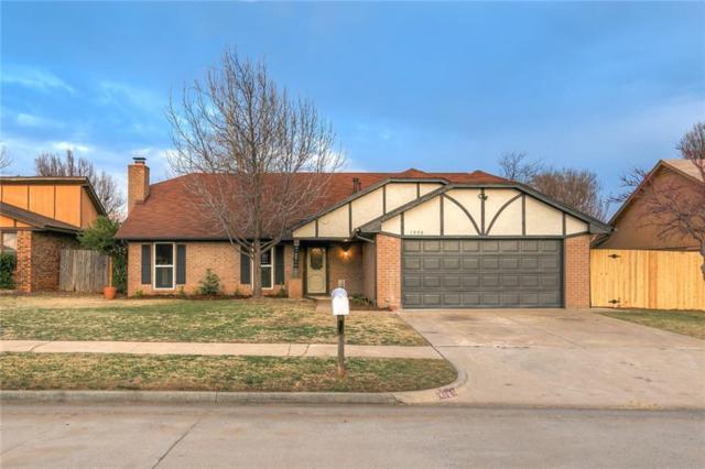 1408 Smoking Tree, Moore, OK 73160 (MLS #811835) :: Meraki Real Estate