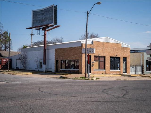 2800 S Agnew Avenue, Oklahoma City, OK 73108 (MLS #811839) :: Barry Hurley Real Estate