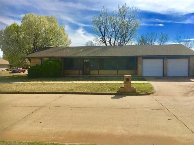 9700 S Blackwelder Avenue, Oklahoma City, OK 73139 (MLS #811845) :: Wyatt Poindexter Group