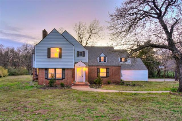 17 Oakwood Drive, Forest Park, OK 73121 (MLS #811848) :: Homestead & Co