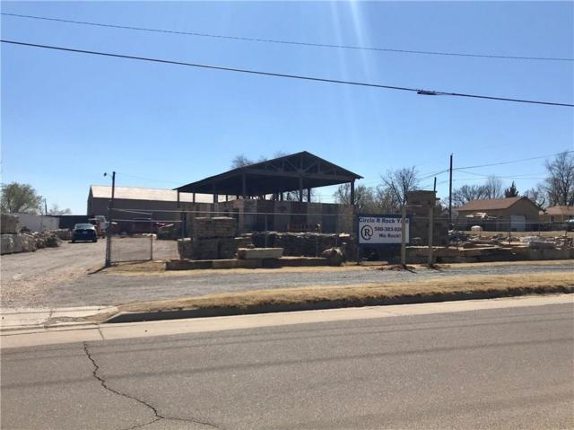 202 W 7th Street, Elk City, OK 73644 (MLS #811853) :: Barry Hurley Real Estate