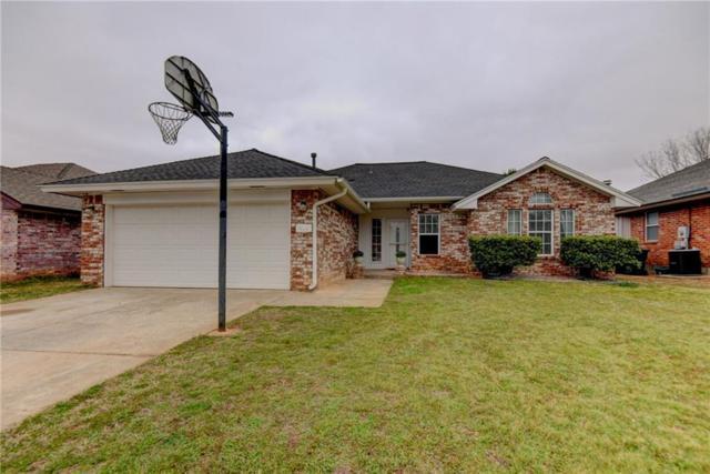 617 Golden Eagle Drive, Norman, OK 73072 (MLS #811875) :: Meraki Real Estate