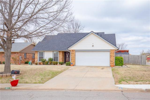 805 Mallard Avenue, Edmond, OK 73003 (MLS #811890) :: Homestead & Co
